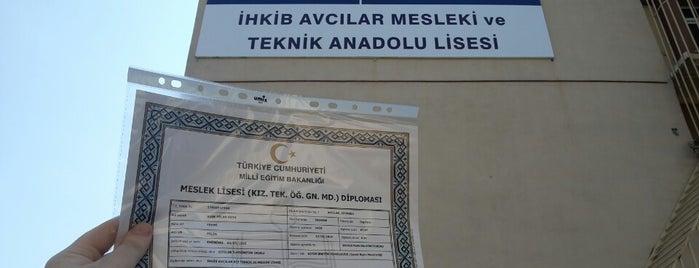 İhkib moda tasarım okulu is one of İstanbul İş.