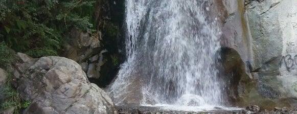 Parque Quebrada de Macul is one of สถานที่ที่ Karen ถูกใจ.