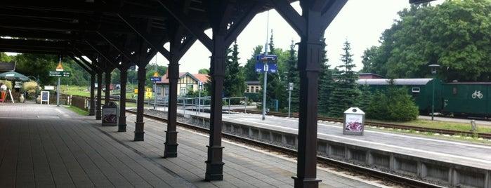 Bahnhof Putbus is one of Putbus🇩🇪.