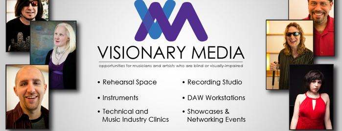 Visionary Media Group is one of Tempat yang Disukai Mervin.