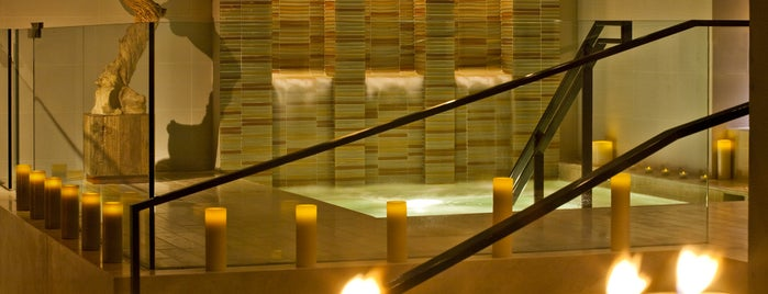 The Setai Spa Wall Street is one of Lugares guardados de Meg.