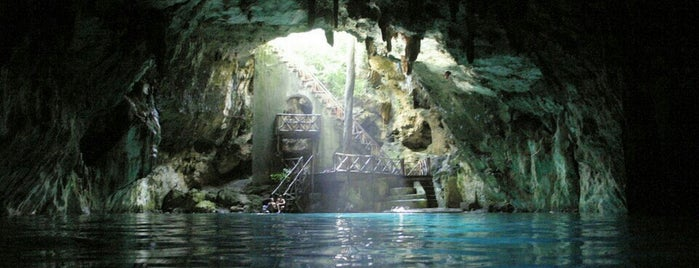 Cenotes Dzinup is one of Valladolid.