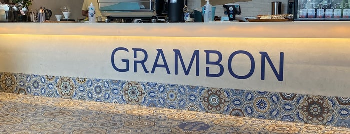 Grambon Cafe is one of Eastern b4.