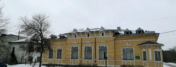 Региональный музей северного приладожья is one of Карелия.