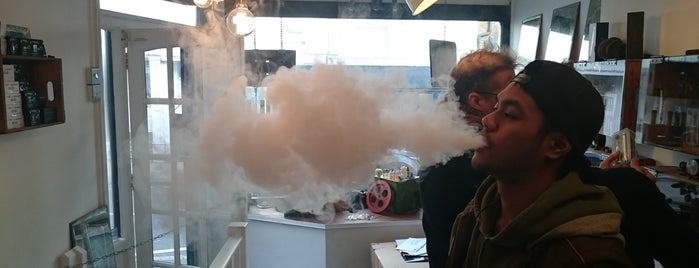 Vape Emporium is one of London.