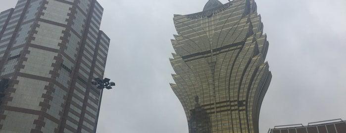Macau is one of Rafael 님이 좋아한 장소.