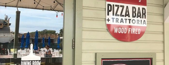 pizzabar is one of Tempat yang Disukai seth.