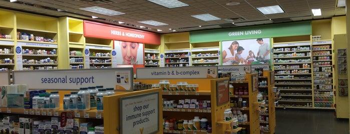 The Vitamin Shoppe is one of Chia : понравившиеся места.