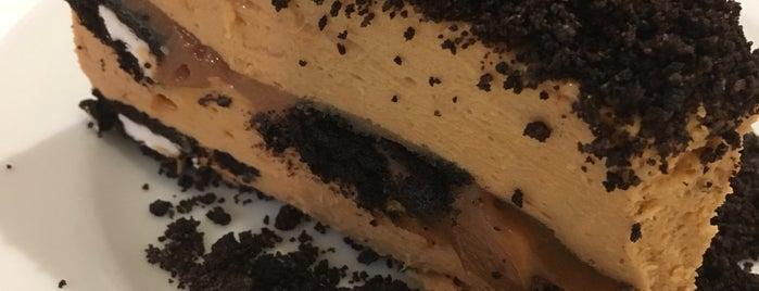 Cake & Coffee is one of Tempat yang Disukai Apu.
