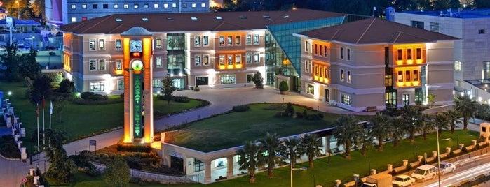 Osmangazi Belediyesi is one of Lugares favoritos de Melike.
