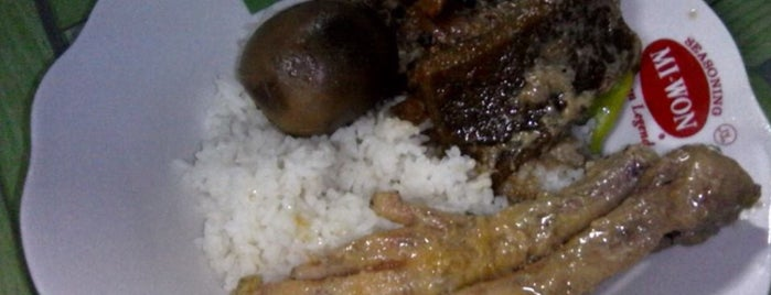 Gudeg Ceker Margoyudan is one of My Kulineri.