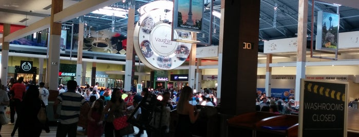 Vaughan Mills is one of Nelson's Liked Places.