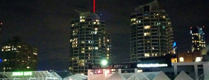 Harbourfront Centre is one of Nelson's Saved Places.