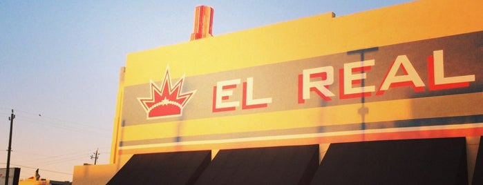 El Real Tex-Mex Cafe is one of The Daytripper's Houston.