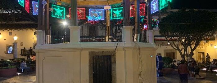 Centro de Taxco de Alarcon is one of Lugares favoritos de Roberto.