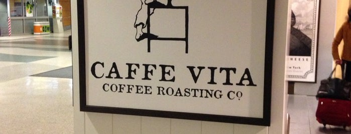 Caffe Vita is one of Seattle.