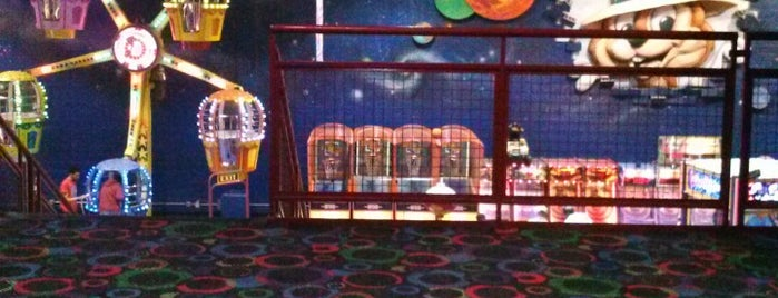 Odyssey Fun World is one of favorites 1.