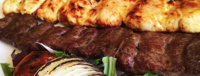 Shiraz Kitchen is one of 2020 Michelin Bib Gourmand New York City.