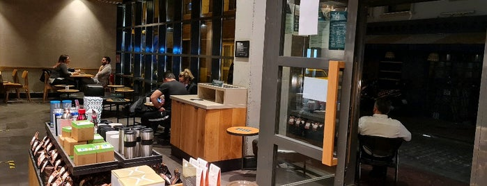 Starbucks Reserve is one of Gidilecek.
