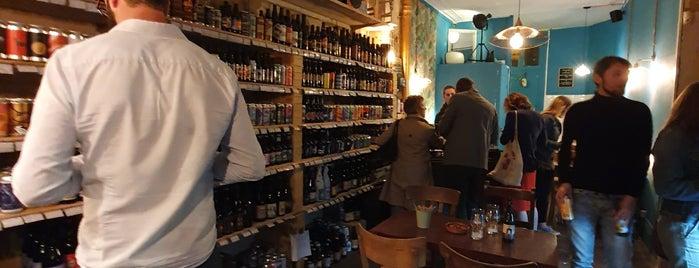 À La Bière Comme À La Bière is one of PARIS.