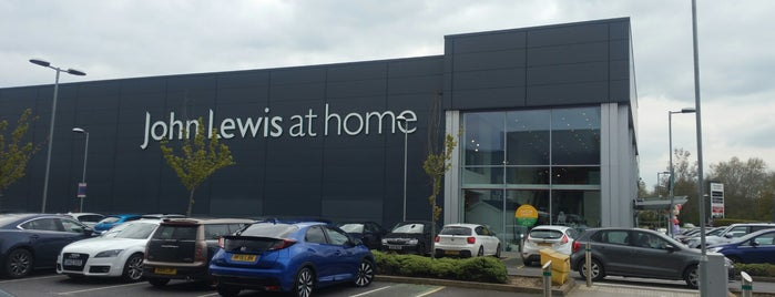 John Lewis & Partners at Home is one of John Lewis.