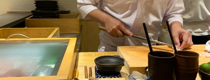 Umi Sushi is one of Wongnai User's Choice 2019 - 1.