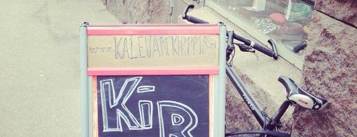 Kalevan kirppis is one of Peter: сохраненные места.