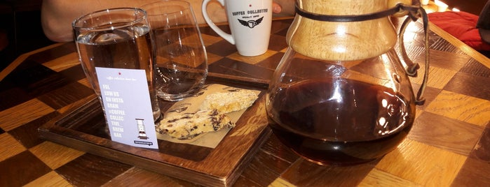 COFFEE COLLECTIVE is one of Yuliya 님이 좋아한 장소.