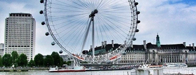 Victoria Embankment is one of Spring Famous London Story.