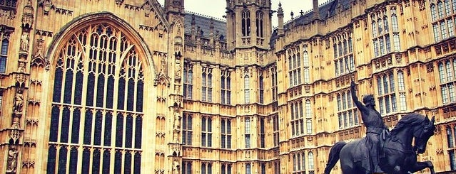 House of Lords is one of Spring Famous London Story.