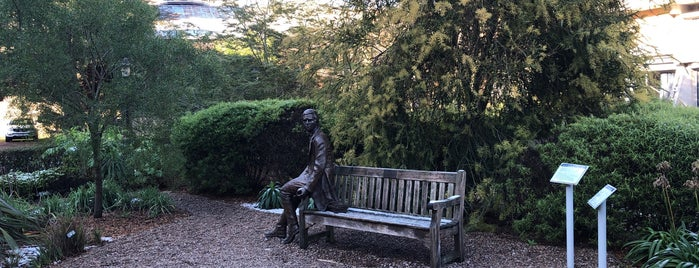 Charles Darwin Sculpture Garden is one of 111 Cambridge places.