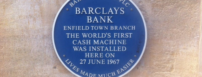 Barclays is one of Spring Famous London Story.