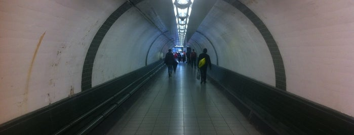 Finsbury Park London Underground Station is one of Spring Famous London Story.