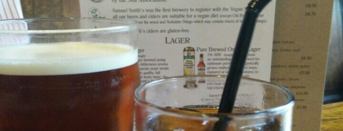 Dover Castle is one of London's Best Pubs (voted by Londonist readers).