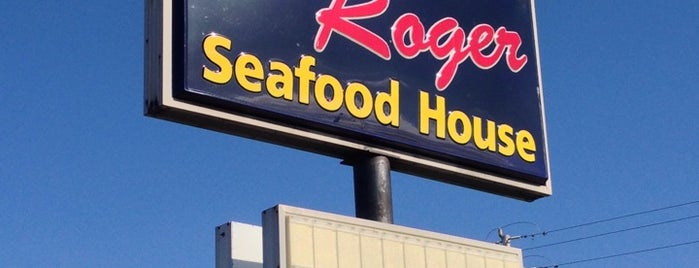 Jolly Roger Seafood House is one of Rob 님이 좋아한 장소.