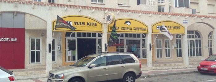 +kite is one of La Manga, larga y húmeda!.