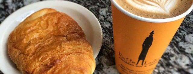 Caffe Ladro is one of Drew 님이 좋아한 장소.