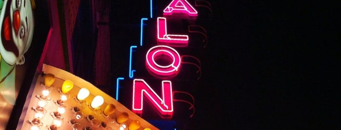 Avalon Theater & Wunderland is one of Portland/Oregon.