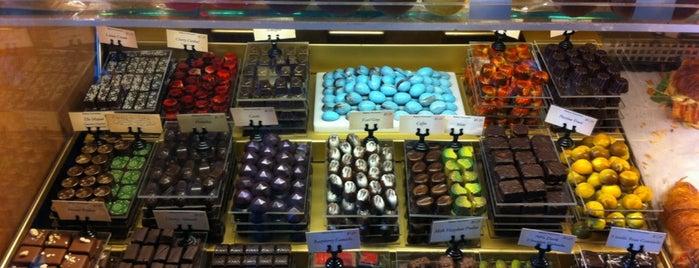 Bakery Nouveau is one of Seattle, WA.