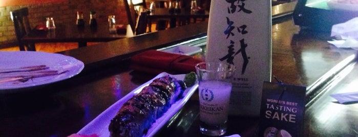 Katakana Sushi Bar is one of Restaurant Bucket List.