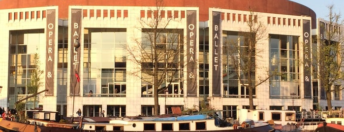 Nationale Opera & Ballet is one of Amsterdam 2015.