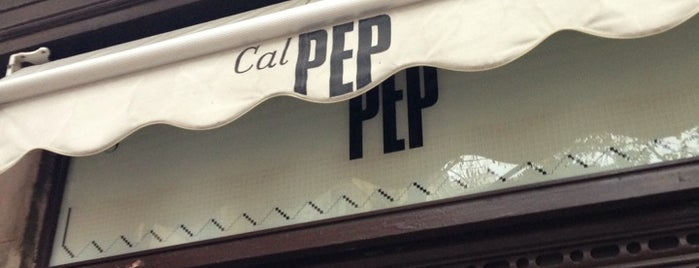 Cal Pep is one of Barcelona Essentials.