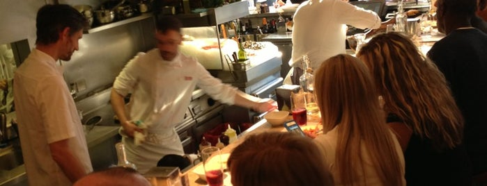 Barrafina is one of My Personal Shortlist of Restaurants.