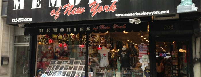 Memories of New York is one of nikki'nin Beğendiği Mekanlar.