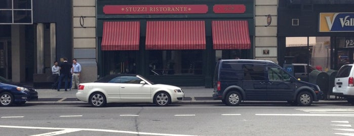 Stuzzi Ristorante is one of Restaurants NYC.
