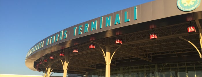 Manisa Şehirler Arası Otobüs Terminali is one of Lieux qui ont plu à MEHMET YUSUF.