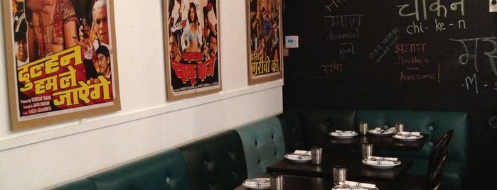 Badmaash is one of The Best Restaurants in Los Angeles.