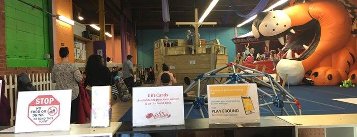 Inside Playground is one of Orte, die Pablo gefallen.