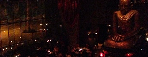 Buddha Bar is one of Dubai's very best Places = P.Favs.
