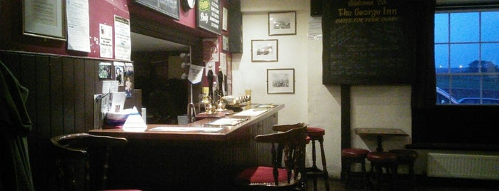 TheGeorge Inn is one of Posti che sono piaciuti a Carl.